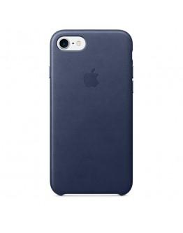 Apple iPhone 7 Leather Case - Midnight