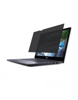 Dell - Laptop privacy filter - 13.3-inch - black