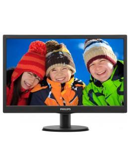 Монитор Philips 203V5LSB26, 19.5 Wide TN LED, 5 ms, 10M:1
