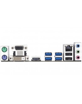 MB GIGABYTE GA-A320M-S2H V2, AM4, AMD B350, DDR4,
