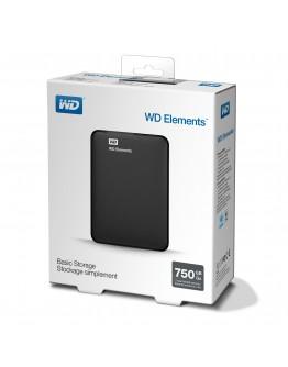 HDD 750GB USB 3.0 Elements Portable
