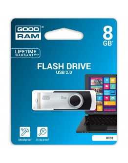 GOODRAM  8GB UTS2 BLACK USB