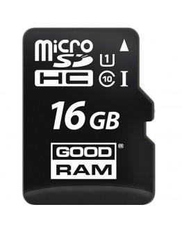 GOODRAM 16GB MICRO CARD class 10 UHS