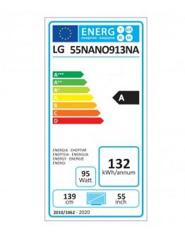 Телевизор LG 55NANO913NA, 55 4K IPS HDR Smart Nano Cell TV,