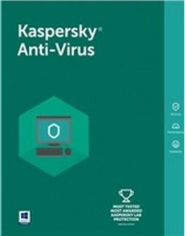 Kaspersky Anti-Virus Eastern Europe Edition. 3-Des