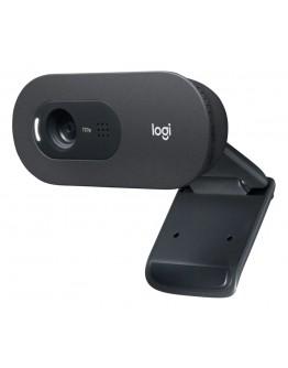 Logitech C505 HD Webcam - BLACK - EMEA