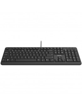 wired keyboard with Silent switches ,105