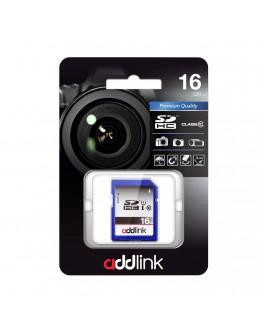 Addlink карта памет SDHC 16GB Class 10 UHS-1 - ad16GBSH310