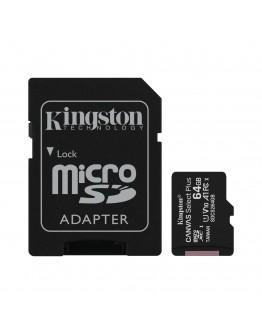 64GB SDMIC KINGST CANVAS SEL+
