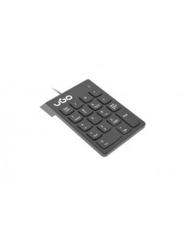 uGo Numpad Askja K140 Wired USB Black